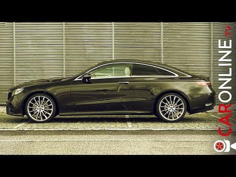 Não costumo gostar disto mas... | Mercedes-Benz E Coupe 2018 [Review Portugal]