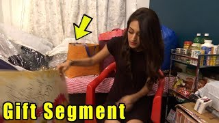 Erica Fernandes Unexpected Reaction For Fans Gifts.