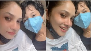 Ankita Lokhande CUTEST Video Doing Masti & Dhamaal In The Car With Her Nephew