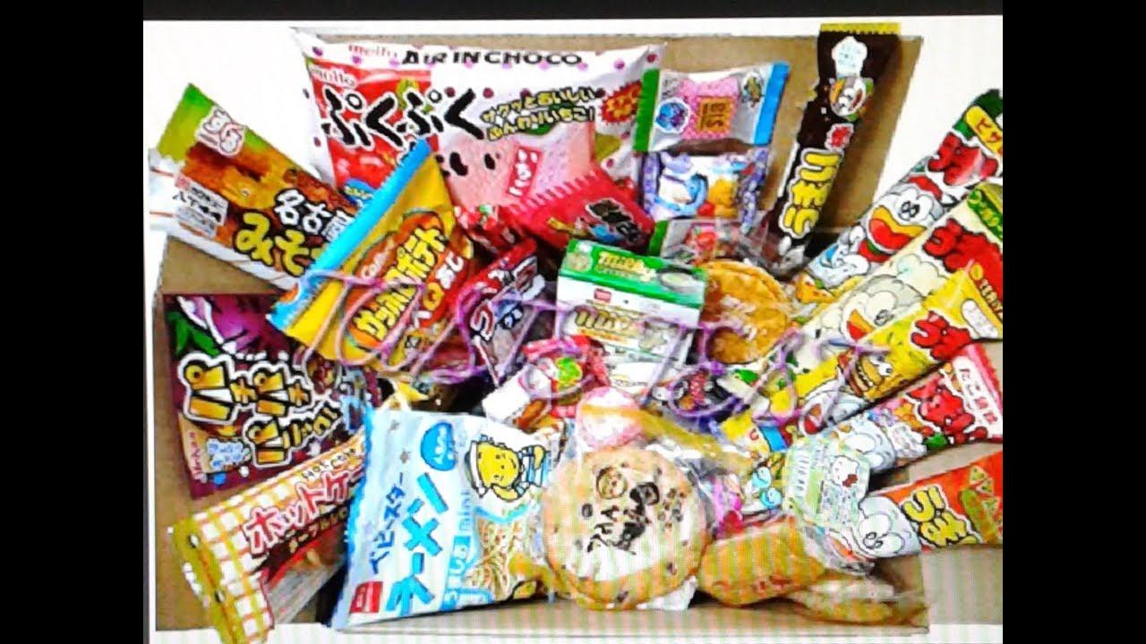 Taste Testing Weird Japanese Candy Snacks