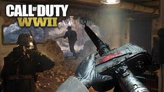 Call of Duty WW2 - NEW WEAPONS & MAX RANK Multiplayer Gameplay!! (COD WW2 PS4 Multiplayer)