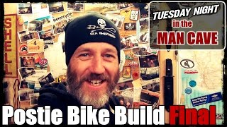 G'day guys, this is the final build of the Mad Max Postie Bike. I a...
