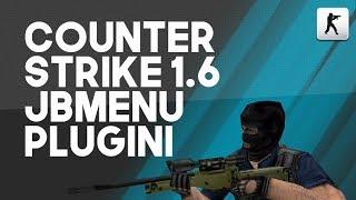 Counter Strike 1.6 Jailbreak JB Menü Plugini (2018)