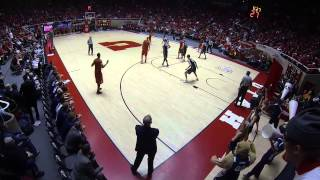 Utah vs Byu Mens Basketball 2013 81-64