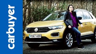 New 2018 Volkswagen T-Roc in-depth review – Carbuyer – Ginny Buckley