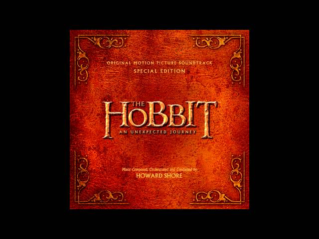 14  Thrice Welcome - The Hobbit 2 [Soundtrack] - Howard Shore