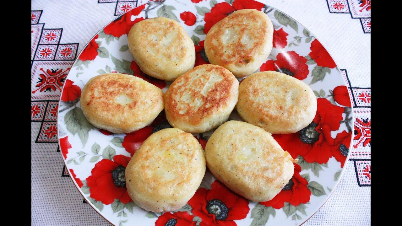 Картофельные зразы с фаршем - пошаговый рецепт с фото на ...
