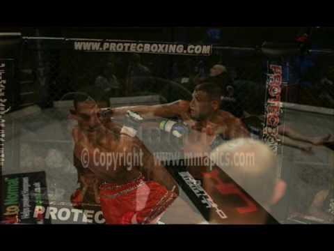 abdallah abou hamdan highlights 2009 fights