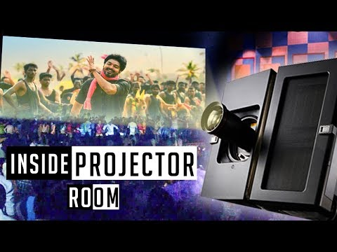 Unveiling Theatres : A Look into the Projector Room | Venkatesan Interview | Kollywood Strike