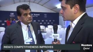 Amitabh Kant On Benefits Of A Cashless Society