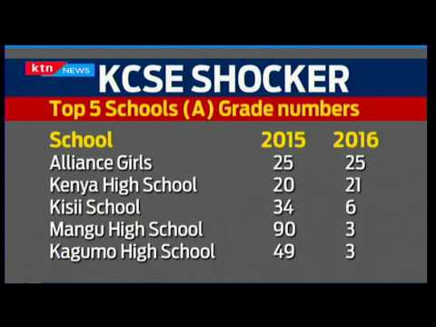 Friday briefing: KCSE List of shame is finally out with most of the top performers losing out