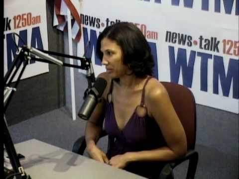 Army Wives Actress on WTMA's Morning Buzz - Part 2 of 2