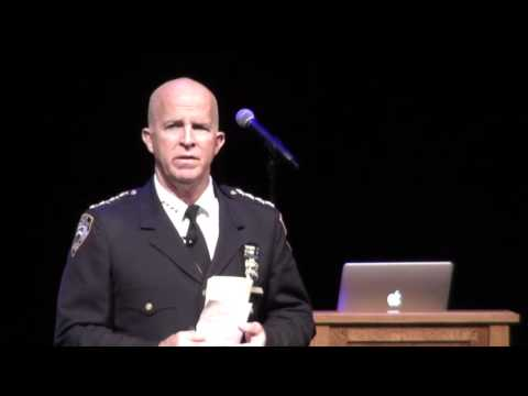 NYPD Neighborhood Policing | James O'Neill | TEDxThacherSchool