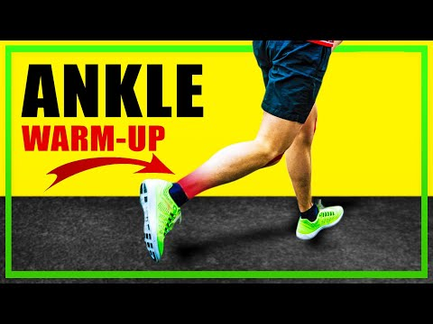 Tight Calves & Stiff Ankles? Do THIS before your NEXT RUN...
