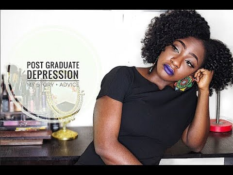 Dealing With Post Graduate Depression In Nigeria//My Story + Advice!!!
