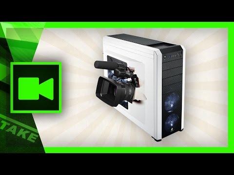 How to build a computer for video editing   Cinecom.net