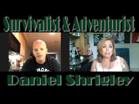 Ask Eve Interview With Survivalist,  Daniel Shrigley