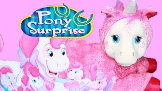 Pony Surprise GIANT SURPRISE from AllToyCollector How Many Baby Ponies MLP Toys