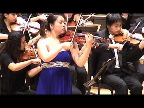 Saint-Saens Violin Concerto No. 3, 1st movement: Ji-Yeon Lee