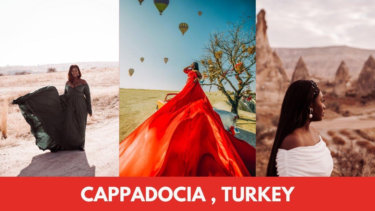 Trip to Turkey During Covid | Part 2: Cappadocia
