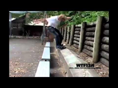 [FAIL] Worst Skateboard falls / Las peores caidas skate 2011-2012 (HD)