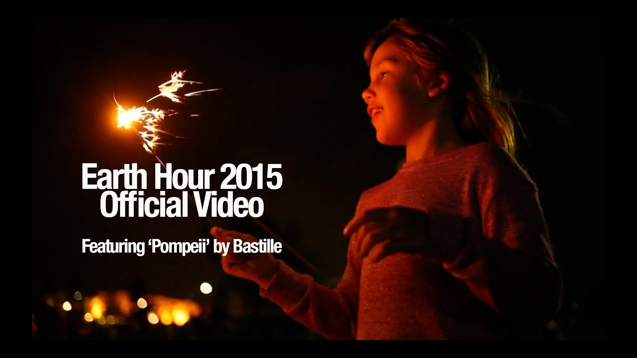 Earth hour 2015 official video youtube ccuart Images