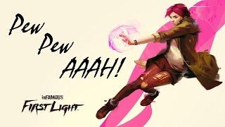 Pew Pew.. AAAH! - Short Clip + Live Com