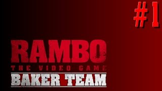 Rambo: The Video Game - Baker Team #1