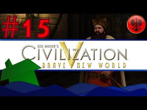 Civilization V - Ep 4.15: Now THIS Is How You Build a Spaceship!