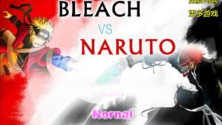 Bleach VS Naruto - Menu Theme 1