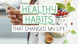 ... // here are 5 healthy habits that i use to feel my best mentally, physically and