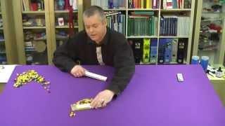 Umrechnung: Quadratmeter und Quadratzentimeter | Mathematik | Arithmetik / Rechnen