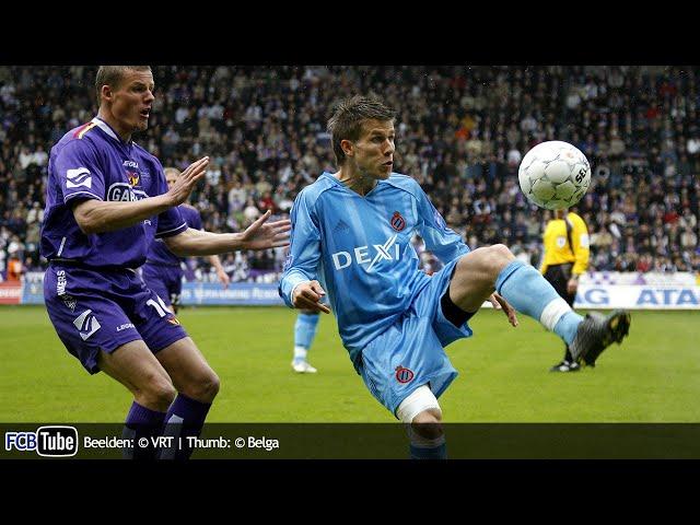 2005-2006 - Jupiler Pro League - 33. Germinal Beerschot - Club Brugge 1-1