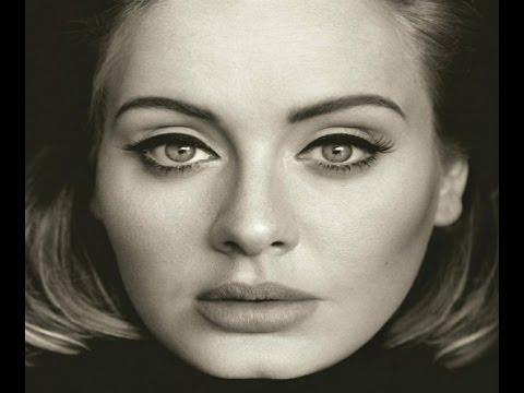 Adele - Love in The Dark [Official Lyrics]