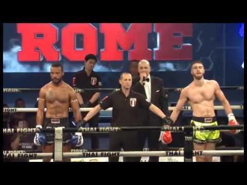 Gabriele Casella vs Remy Vectol (Fighting Spirit 7 - Thai Fight Rome)