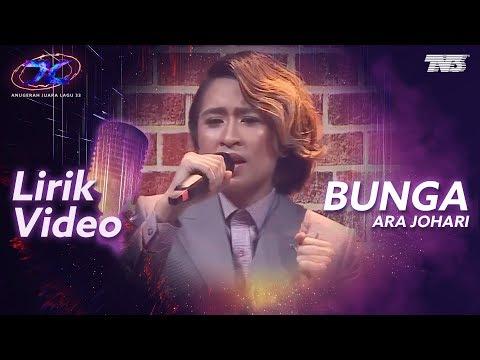 [Lirik Video] Ara Johari - Bunga | #AJL33