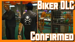 Biker DLC Comfirmed | Trolling | GTA V online Gameplay (PS4)
