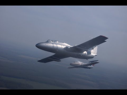 Перегонка самолетов Л 29 в Славгород