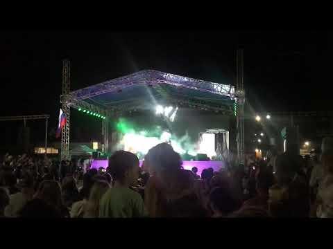 Фестиваль в Пицунде.