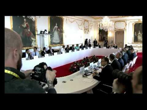 Slovakia Informal EU Summit-NBC