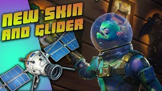 NEW SKIN AND GLIDER - NEW BUILDER PRO IS DOPE - FORTNITE BATTLE ROYALE ROAD TO 200 WINS