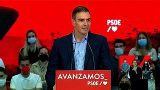 """Sánchez dice que los defensores de bajos impuestos """"se llevan el dinero a Suiza"""""""