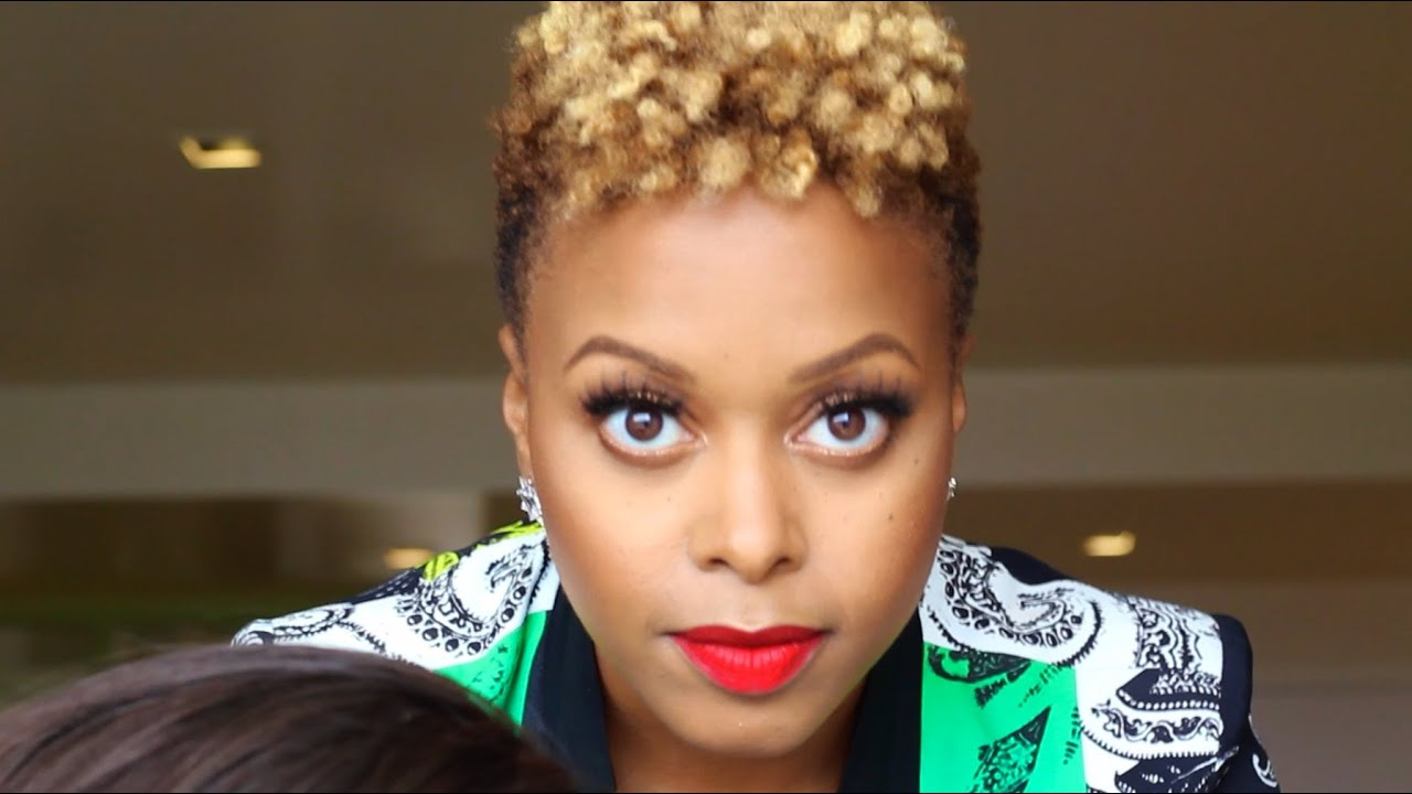 chrisette michele hair styles get ready with me grammys 9772