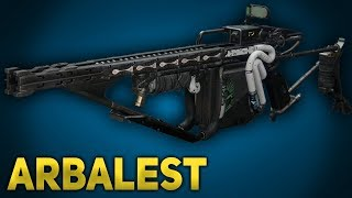 Worth Grinding? Arbalest Exotic Linear Fusion Review | Destiny 2 Revelry