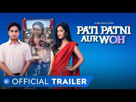 pati-patni-aur-woh-|-official-trailer-|-riya-sen-|-romantic-comedy-|-mx-original-series-|-mx-player
