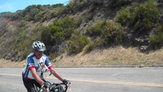 "Greg rides ""Busted in De Luz"" with San Diego Randos 5-21-11"