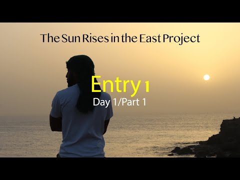 #ProjectSunRises Vlog - Entry 1/Day 1: Philly to DC to Senegal