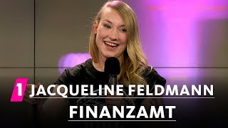 Jacqueline Feldmann: Finanzamt
