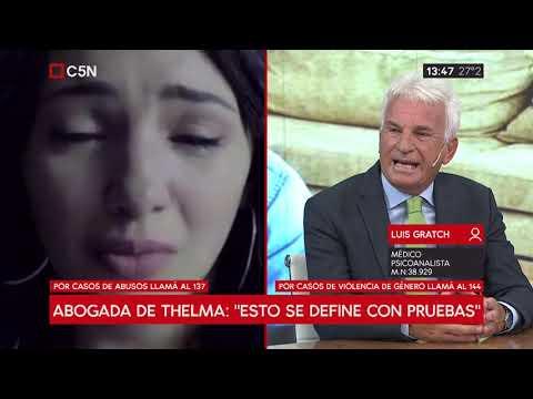 Caso Thelma: Opina médico psicoanalista
