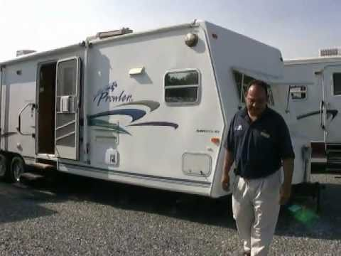 *SOLD* 2000 Fleetwood Prowler 34 travel trailer - 30127C